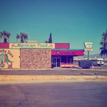 Blythe und Desert Center, USA, California